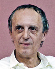 Portrait of Dario Argento (click to view image source)