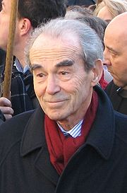 Portrait of Robert Badinter (click to view image source)