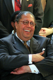 Portrait of Maynard Jackson (click to view image source)