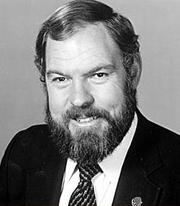 Portrait of Merlin Olsen (click to view image source)