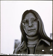 Portrait of Diane Wakoski  (click to view image source)