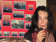 Portrait of Anne Waldman (click to view image source)