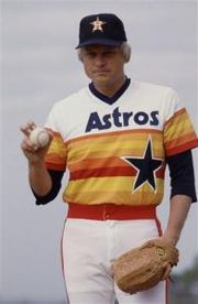 Portrait of Joe Niekro (click to view image source)