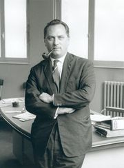 Portrait of Norbert Ségard (click to view image source)