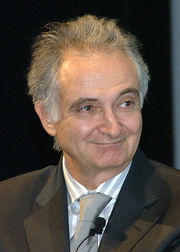 Portrait of Jacques Attali (click to view image source)