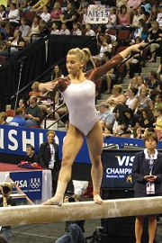 Portrait of Alicia Sacramone (click to view image source)