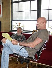 Portrait of Ken Wilber (click to view image source)