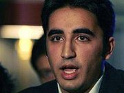 Portrait of Bilawal Bhutto Zardari (click to view image source)
