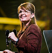 Portrait of Sarah Palin (click to view image source)
