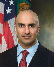 Portrait of Neel Kashkari (click to view image source)