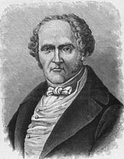 Portrait of Charles Fourier (click to view image source)