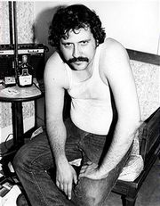 Portrait of Lester Bangs (click to view image source)