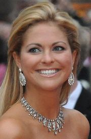 Portrait of Princess Madeleine (click to view image source)