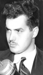 Portrait of Jack Parsons  (click to view image source)