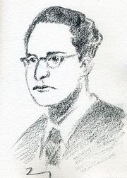 Portrait of Jorge de Sena (click to view image source)