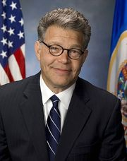 Portrait of Al Franken (click to view image source)
