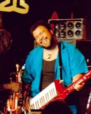 Portrait of George Duke (click to view image source)