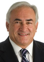Portrait of Dominique Strauss-Kahn (click to view image source)