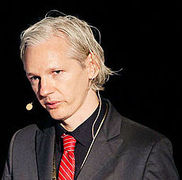 Portrait of Julian Assange (click to view image source)