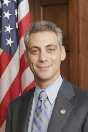 Portrait of Rahm Emanuel (click to view image source)