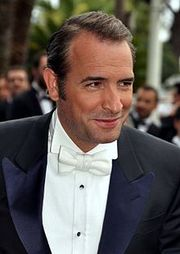 Portrait of Jean Dujardin (click to view image source)