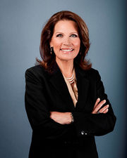 Portrait of Michele Bachmann (click to view image source)
