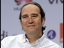 Portrait of Xavier Niel (click to view image source)