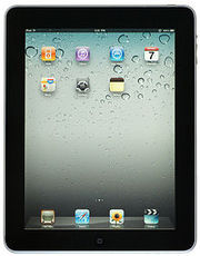 Portrait of Business: Apple iPad (click to view image source)