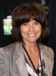 Portrait of Adrienne Barbeau (click to view image source)