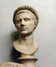 Portrait of Roman Emperor Augustus (click to view image source)