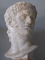 Portrait of Roman Emperor Nero (click to view image source)