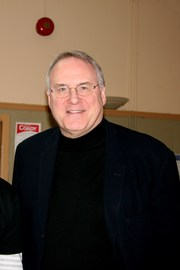 Portrait of Ken Dryden  (click to view image source)