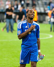 Portrait of Didier Drogba  (click to view image source)