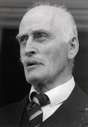 Portrait of Knut Hamsun (click to view image source)