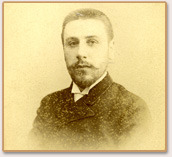 Portrait of Victor Horta  (click to view image source)