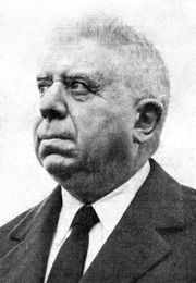 Portrait of Eugenio Montale (click to view image source)