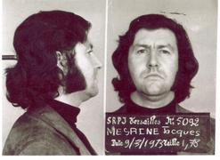 Portrait of Jacques Mesrine  (click to view image source)