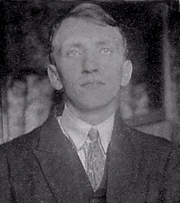 Portrait of Maurice Blanchot (click to view image source)