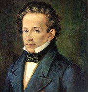 Portrait of Giacomo Leopardi (click to view image source)