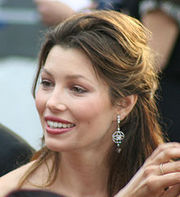 Portrait of Jessica Biel (click to view image source)