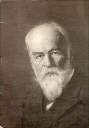 Portrait of Gustav von Schmoller (click to view image source)
