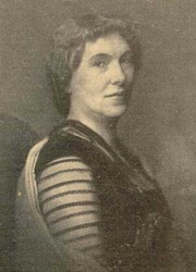 Portrait of Clara Viebig (click to view image source)