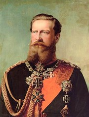 Portrait of von Hohenzollern Friedrich III (click to view image source)