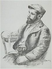 Portrait of Louis Valtat (click to view image source)