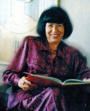 Portrait of Marianne Calderara (click to view image source)