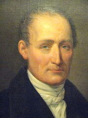 Portrait of Nicéphore Niépce (click to view image source)