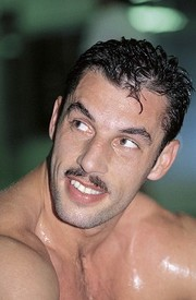 Portrait of Andy Hug (click to view image source)