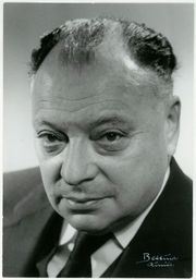 Portrait of Wolfgang Pauli (click to view image source)