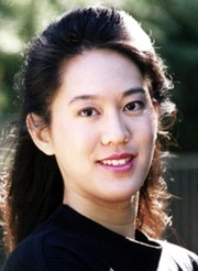 Portrait of Iris Chang  (click to view image source)