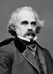 Portrait of Nathaniel Hawthorne  (click to view image source)